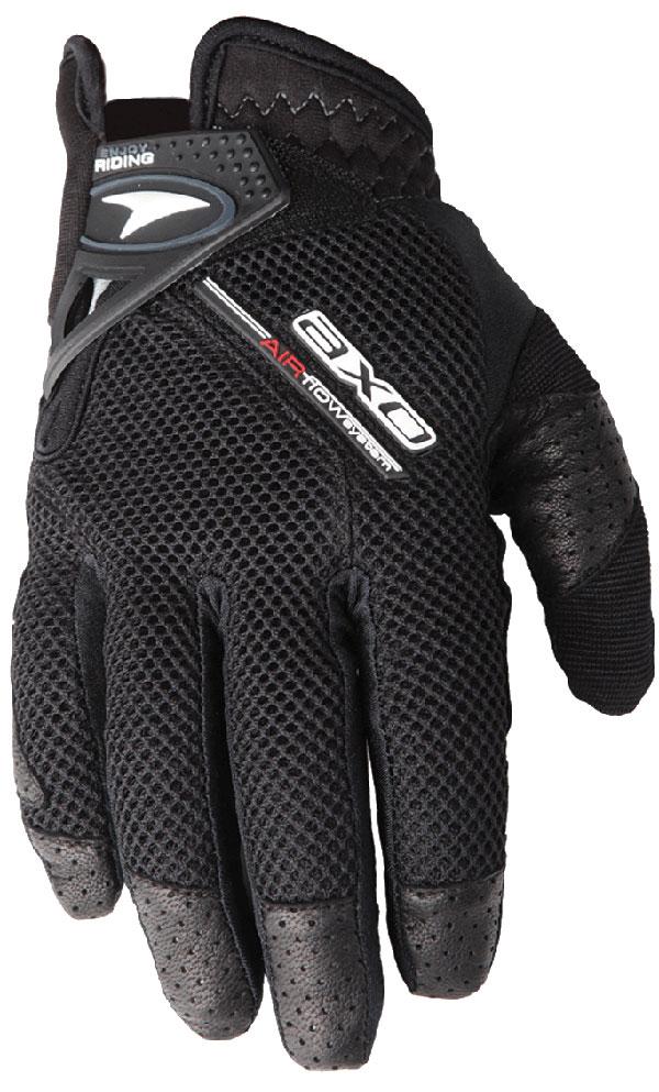 Axo Air Flow summer gloves Black