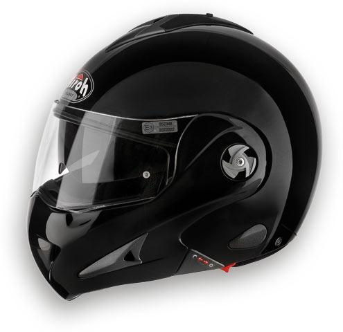 Casco moto modulare Airoh Mathisse RS X Sport nero