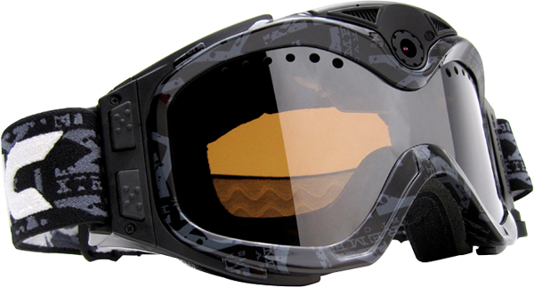 Liquid Image All-Sport HD videocam goggles black