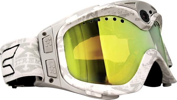 Liquid Image All-Sport HD videocam goggles white