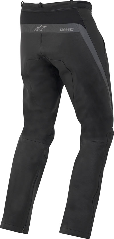 Alpinestars 365 Gore-tex leather pants black