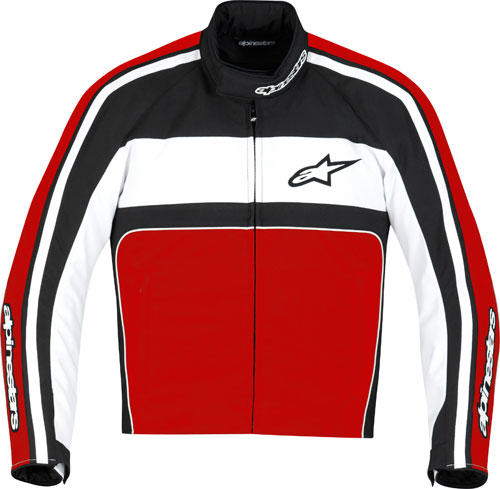 Alpinestars T-Dyno Waterproof jacket black-red