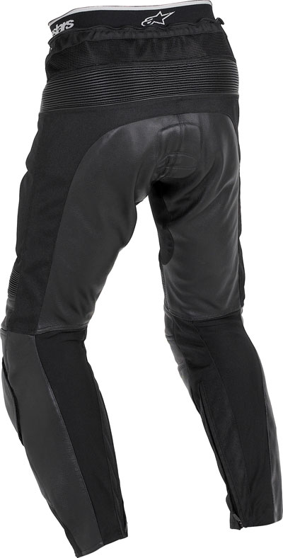 Alpinestars A-10 Sport textile/leather pants black