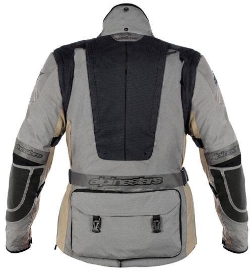 ALPINESTARS Durban Gore-Tex Jacket col. gray sand