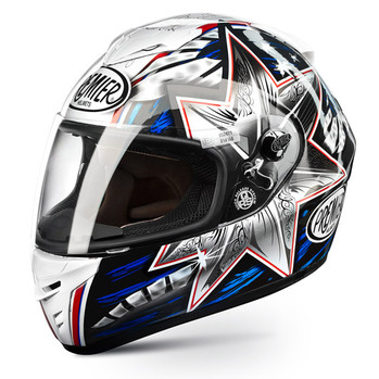 Full face helmet Premier Dragon Ages bayliss replica