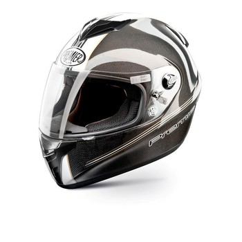 Full face helmet Premier Dragon EVO TITANIUM LIMITED EDITION top