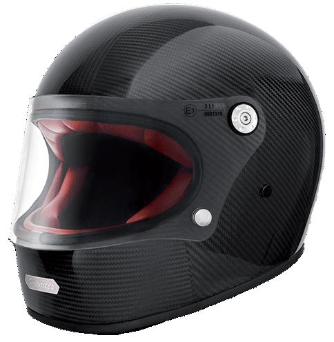 Premier Trophy Carbonfull face helmet