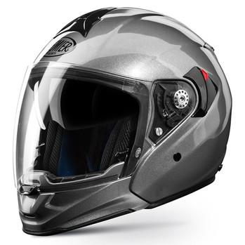 Motorcycle flip off helmet Premier JT4 ALL ROAD antracite