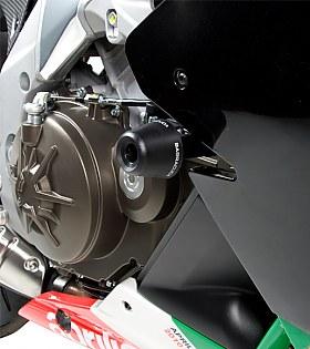 Barracuda Frame Sliders Aprilia RSV4