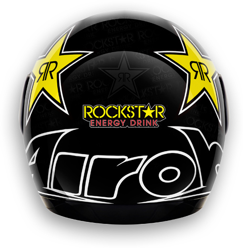 Casco moto Airoh Aster-X Rockstar