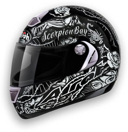 Casco moto Airoh Aster-X Scorpion Bay