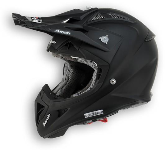 Airoh Aviator 2.1 Color offroad helmet matt black
