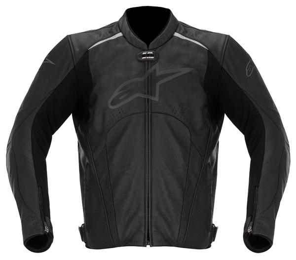 Alpinestars Avant leather jacket black