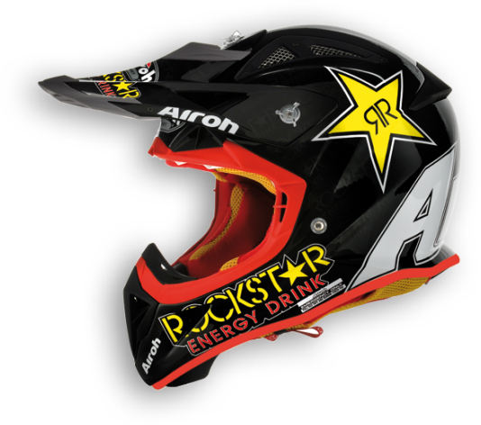 Airoh Aviator Rockstar Off-Road helmet