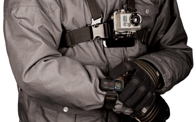 WI-FI Combo Kit per Video Camera GoPro Hero
