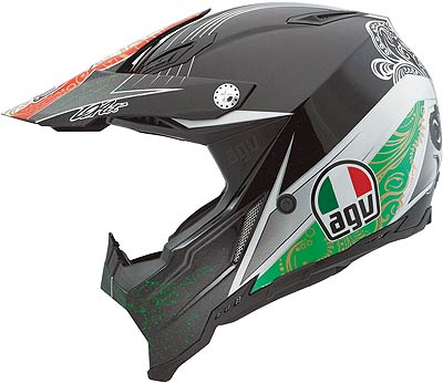 Casco moto cross Agv Ax-8 Evo Replica Philippaerts
