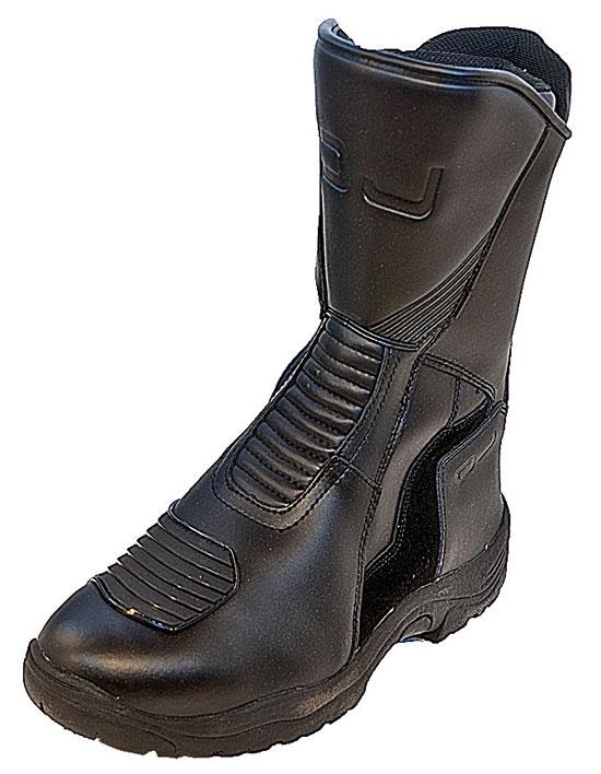 OJ MIles motorcycle boots black