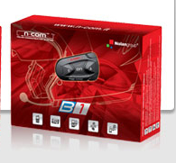 Interfono Bluetooth Nolan B1 N103-91-90-86-85-71-43E doppio