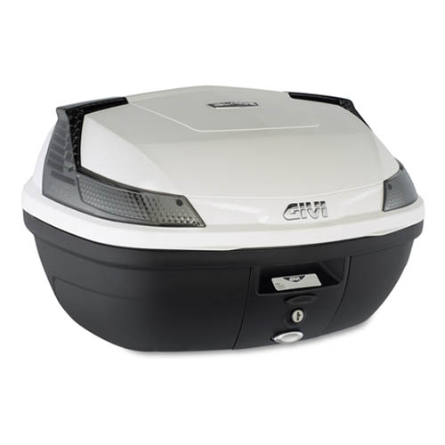 Top Case Monolock Givi B47 Blade White