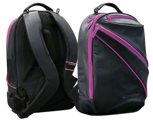Bagster Lolita Bag Black-Purple