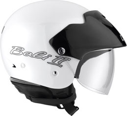 AGV Bali II Mono open face helmet col. white