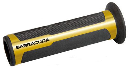 BARRACUDA HANDLE RACING SUPER GRIP Gold-Black