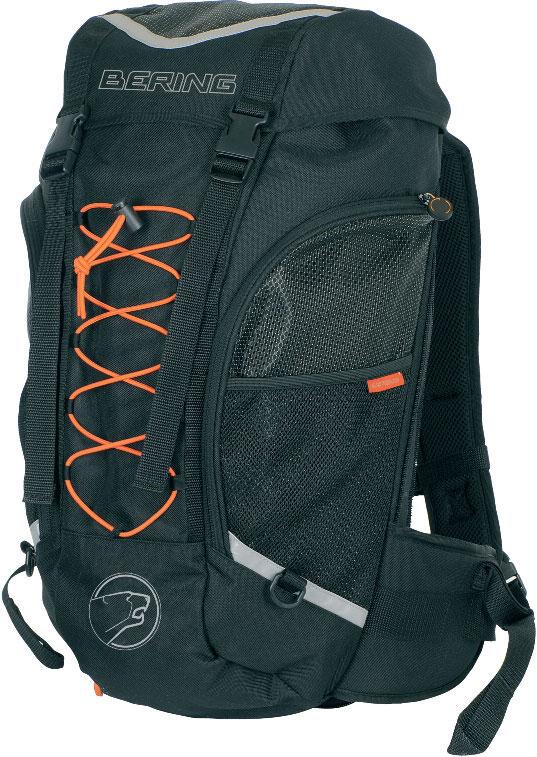 Backpack extensible Bering Bremer 49 liters Black