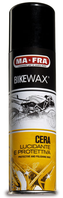 BIKEWAX by MA-FRA, wax, polish and protective