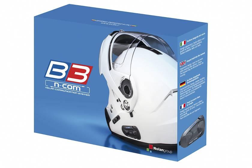 N-Com B3 single Bluetooth interphone