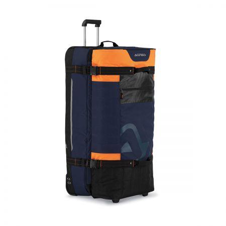 Borsa moto Acerbis X-Moto Arancio Blu