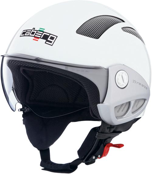 Casco moto Caberg Breeze bianco