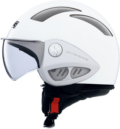 Caberg Breeze demi-jet helmet white