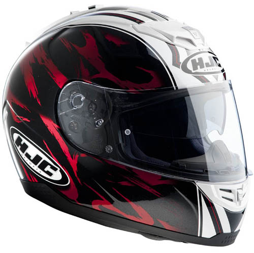 HJC FS11 Brushstroke MC1 full face helmet