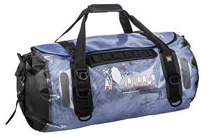 Borsa impermeabile Amphibious Voyager Clear 60 Azzurro