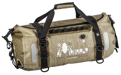 Waterproof bag Amphibious Voyager Light Ages 45 Grey