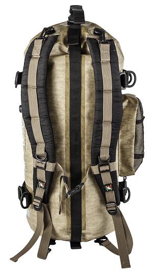 Waterproof bag Amphibious Voyager 60 Black Light Ages