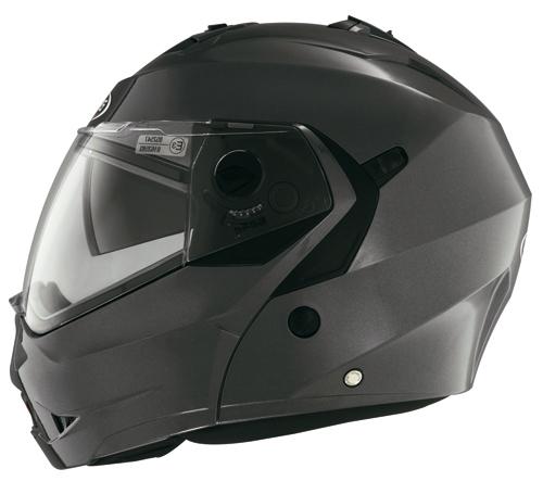 Caberg DUKE flip-off helmet Gunmetal