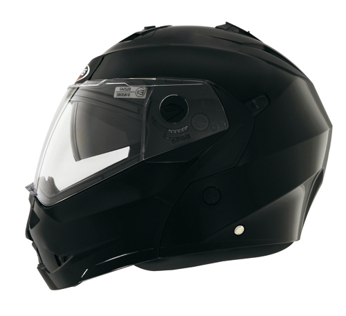 Casco modulare Caberg DUKE ready for Pinlock Smart-Black