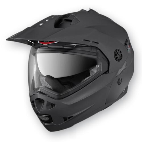 Modular helmet Caberg Tourmax Matt Gunmetal