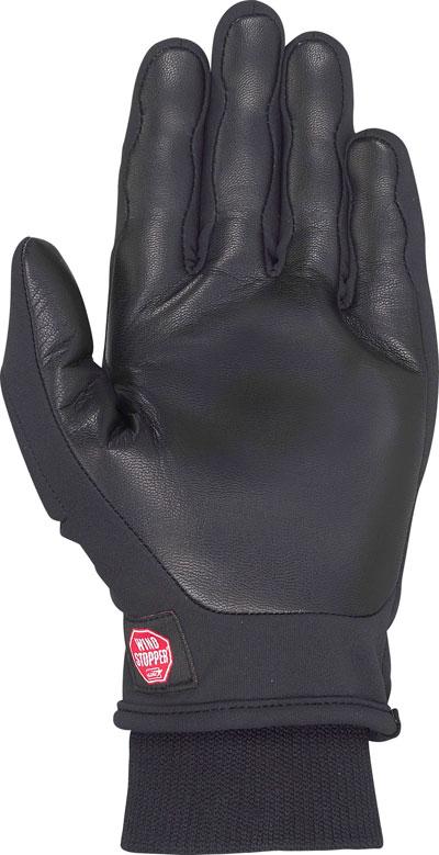 Alpinestars C-1 Gore-Tex Windstopper gloves black