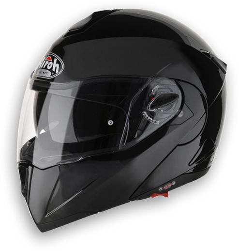 Airoh C-100 Color modular helmet black metal P-J