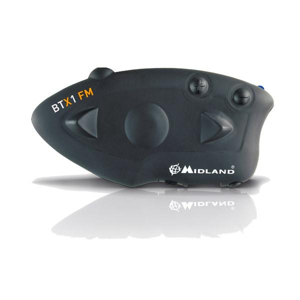 Interfono Mildand BTX1 FM kit singolo