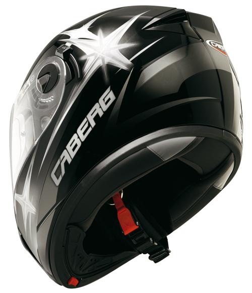 Caberg EGO KUMA full face helmet Black-Anthracite