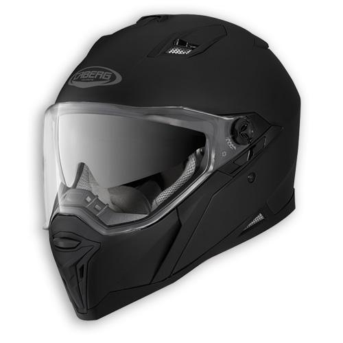 Face helmet Caberg Stunt matte black