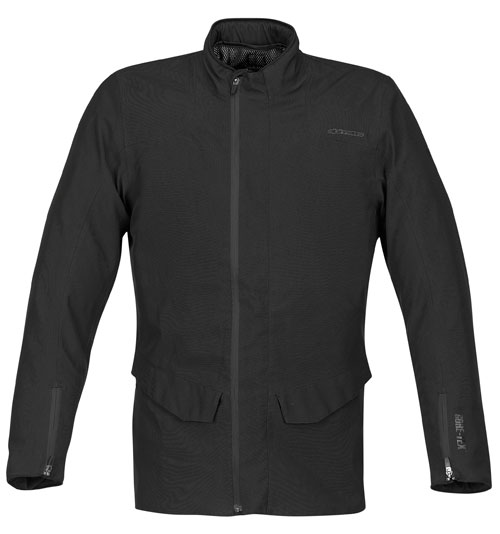 Alpinestars C34 Enterprise Gore-Tex jacket black