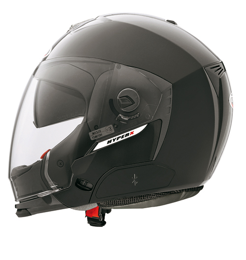 Caberg HYPER-X Smart  crossover helmet Black