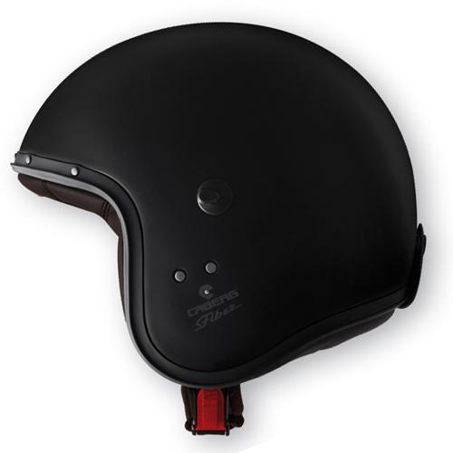 Caberg Freeride jet helmet matte Black