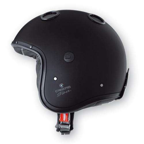 Caberg Doom jet helmet matte Black