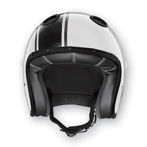 Caberg Doom Legend jet helmet White Black
