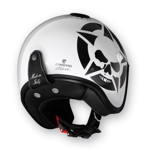 Caberg Doom Darkside jet helmet